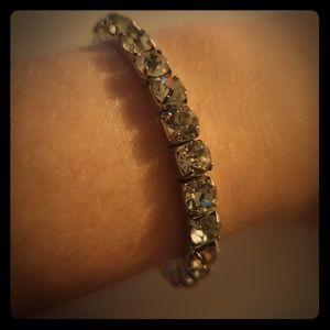 Jewelry - Bracelet with glitter stones